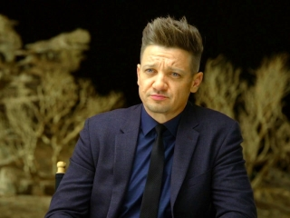 Jeremy Renner On The Stories Resonating With The Audience