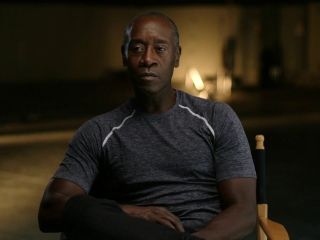 Don Cheadle On Keeping The Mythology Together