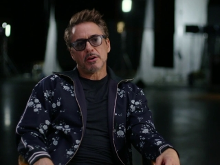 Robert Downey Jr On His Reaction To Infinity War