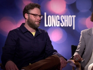 Seth Rogen And Charlize Theron On How They Built Their On Screen Chemistry