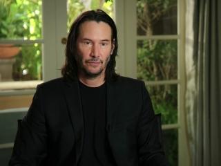 Keanu Reeves On Raising The Bar