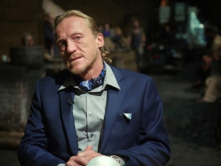 Jerome Flynn On Working With Keanu Reeves