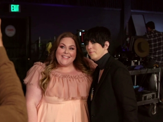 Behind The Scenes Chrissy Metz I M Standing With You