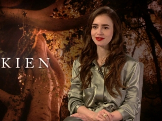 Lily Collins On Why She Chose This Project