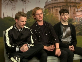 Tom Glynn Carney On His Reaction When He First Read The Script