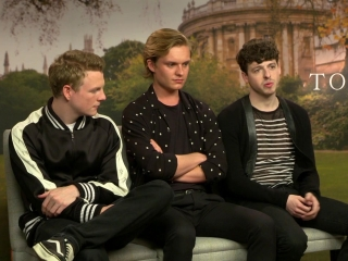 Anthony Boyle On Why It S Important For The Audience To Know About S Early Life