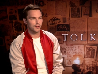 Nicholas Hoult On Getting Involved With The Project