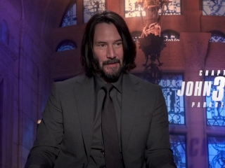 Keanu Reeves On What He Loves About His Character