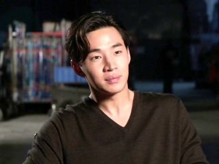 Henry Lau On Reading The Script For The First Time