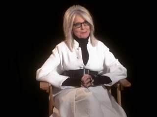 Diane Keaton On What Drew Her To The Project And To Her Character Martha