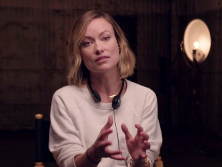 Olivia Wilde On Getting Involved With The Project
