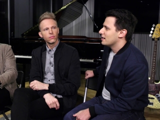 Alan Menken Benj Pasek Justin Paul On Creating Speechless