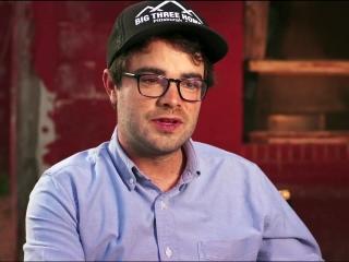 Simon Hatt On Casting The Character Brandon Breyer