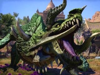 Elsweyr Dragon Rage