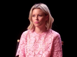 Elizabeth Banks On What Attracted Her To The Project
