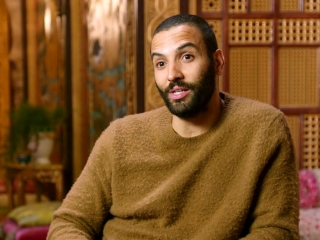 Marwan Kenzari On His Character Jafar