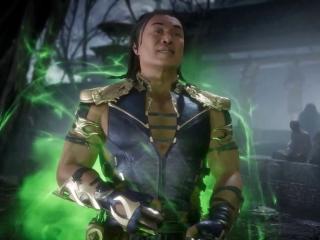 Shang Tsung Gameplay Trailer