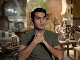 Kumail Nanjiani On The Appeal Of Joining The Film