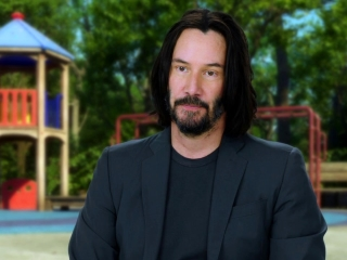 Keanu Reeves On Joining The Cast
