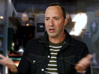 Tony Hale On What He Loves About Forky
