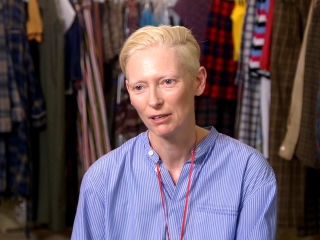 Tilda Swinton On Working With Jim Jarmusch