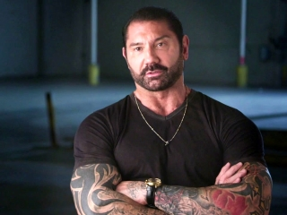 Dave Bautista On Having Chemistry With Kumail Nanjiani Stu