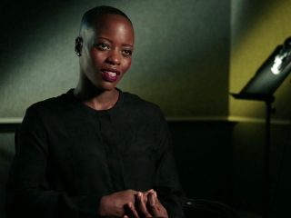 Florence Kasumba On What She Loves About The Storyline