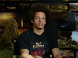 Eric Andre On What Appealed To Him About The Film