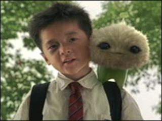 Cj7 Alien Creature Fights Mean Dog