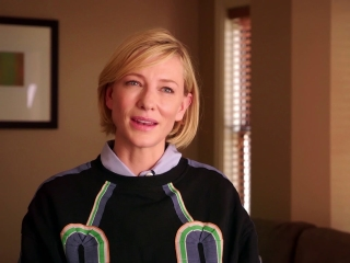 Cate Blanchett On The Plot Of The Film
