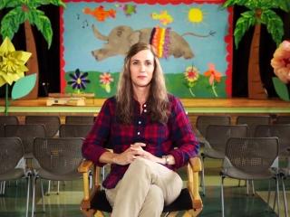 Kristen Wiig On Her Character Audrey