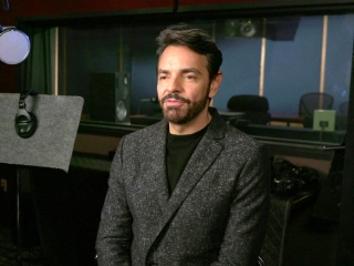 Eugenio Derbez On How The Film Differs From The Cartoon