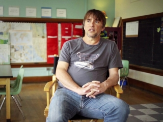 Richard Linklater On The Book And Its Characters