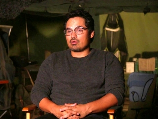 Michael Pena On His Familiarity With The Cartoon Series