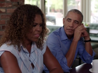 Short Conversation With The Obamas