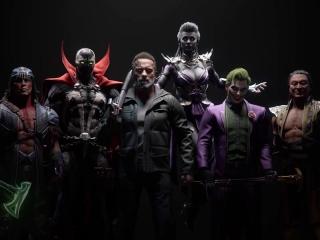 Kombat Pack Official Roster Reveal Trailer
