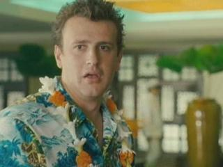 Forgetting Sarah Marshall Peter Runs Into Sarah At The Resort - Forgetting Sarah Marshall - Flixster Video