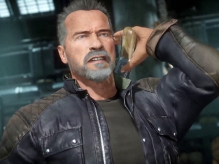 Official Terminator T Eight Hundred Gameplay Trailer
