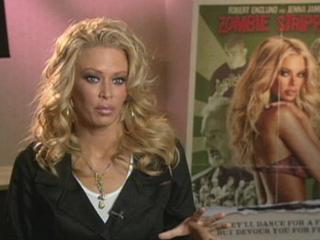 Zombie Strippers Jenna Jameson Pole Dancing