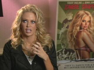 Zombie Strippers Jenna Jameson Horror Geek
