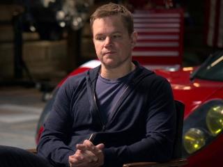 Matt Damon On The Underdog Theme Of The Film