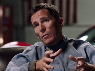 Christian Bale On Ken Miles And Carroll Shelby