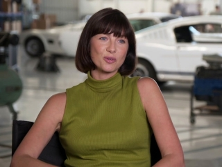 Caitriona Balfe On The Realism In The Story
