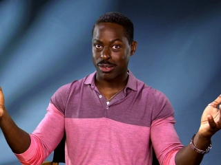 Sterling K Brown On The Character S Conquest To Get Out Of The Forest