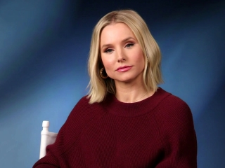 Kristen Bell On The Olaf Character