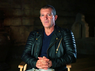 Antonio Banderas On The Character Rassouli