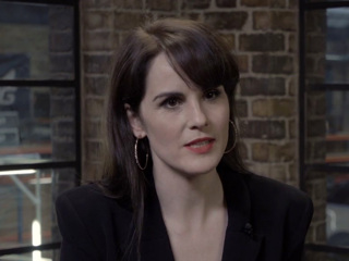 Michelle Dockery On Her Character Rosalind