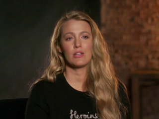 Blake Lively On How She Got Involved In The Movie