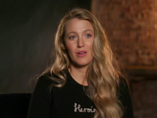 Blake Lively On Director Reed Morano