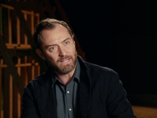 Jude Law On The Film S Overview